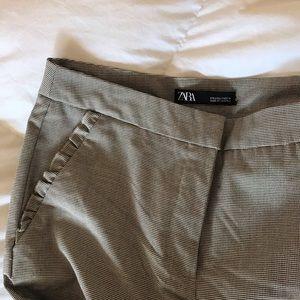 Zara Ruffle Trouser (Dress pant)